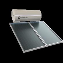 Solargain 300L Twin Panel Roof Mount